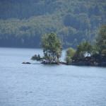 Bootstour auf dem Rursee